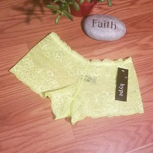 Hype Lacey underwear med NWT